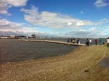 Λίμνη Neusiedl Στοκ εικόνες με δικαίωμα ελεύθερης χρήσης