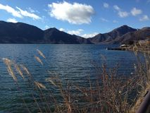 Λίμνη Nikko στοκ φωτογραφία