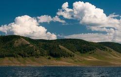 Λίμνη Nugush Στοκ φωτογραφίες με δικαίωμα ελεύθερης χρήσης