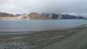 Λίμνη Pangaon στοκ εικόνα
