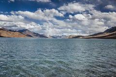 Λίμνη Pangong Στοκ εικόνες με δικαίωμα ελεύθερης χρήσης