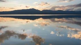 Λίμνη Phayao, Ταϊλάνδη στοκ εικόνα