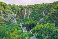 Λίμνη Plitvice σε Crotia Στοκ εικόνα με δικαίωμα ελεύθερης χρήσης