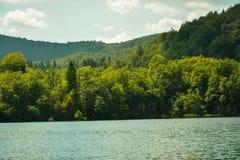Λίμνη Plitvice Στοκ φωτογραφίες με δικαίωμα ελεύθερης χρήσης