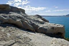 λίμνη powell στοκ εικόνα με δικαίωμα ελεύθερης χρήσης