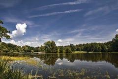Λίμνη Prekvapil Στοκ Εικόνες