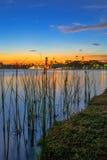 Λίμνη Putrajaya Στοκ Εικόνες