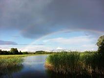 Λίμνη Razna Στοκ φωτογραφίες με δικαίωμα ελεύθερης χρήσης