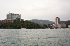 Λίμνη Riyuetan στοκ εικόνα με δικαίωμα ελεύθερης χρήσης