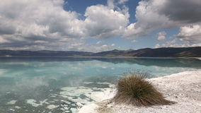 Λίμνη Salda στην περιοχή της Μεσογείου της Τουρκίας, φιλμ μικρού μήκους