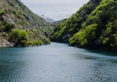 Λίμνη SAN Domenico, Ιταλία Στοκ Φωτογραφία