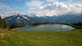 Λίμνη Scilent Στοκ Φωτογραφία
