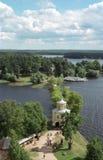 λίμνη seliger Στοκ Εικόνα