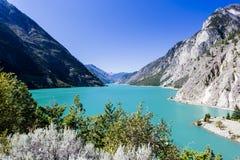 Λίμνη Seton, Π.Χ., Καναδάς στοκ φωτογραφία με δικαίωμα ελεύθερης χρήσης
