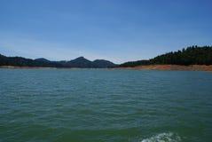 Λίμνη Shasta, Καλιφόρνια, ΗΠΑ Στοκ εικόνες με δικαίωμα ελεύθερης χρήσης