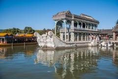 Λίμνη Shifang Kunming θερινών παλατιών του Πεκίνου Στοκ Φωτογραφίες