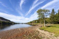 Λίμνη Skjeppsjoen, Νορβηγία στοκ φωτογραφία με δικαίωμα ελεύθερης χρήσης