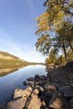 Λίμνη Skjeppsjoen, Νορβηγία στοκ εικόνες με δικαίωμα ελεύθερης χρήσης