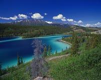 λίμνη smaragd Στοκ φωτογραφίες με δικαίωμα ελεύθερης χρήσης
