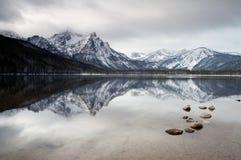λίμνη Stanley Στοκ Φωτογραφίες