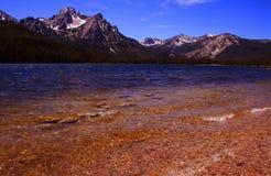 λίμνη Stanley Στοκ φωτογραφίες με δικαίωμα ελεύθερης χρήσης