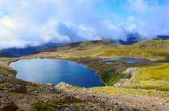 Λίμνη Sylvester, κοιλάδα Cobb στοκ φωτογραφία με δικαίωμα ελεύθερης χρήσης