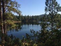 Λίμνη Tabeaud Στοκ Εικόνες