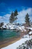 λίμνη tahoe στοκ φωτογραφίες με δικαίωμα ελεύθερης χρήσης