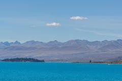 Λίμνη Tekapo Στοκ Εικόνα