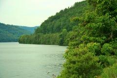 λίμνη Tennessee Στοκ φωτογραφίες με δικαίωμα ελεύθερης χρήσης