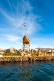 Λίμνη Titicaca, Περού στοκ εικόνα με δικαίωμα ελεύθερης χρήσης
