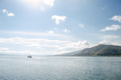 Λίμνη Titicaca στοκ εικόνες
