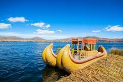 Λίμνη Titicaca στοκ φωτογραφίες