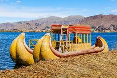 Λίμνη Titicaca στοκ εικόνα