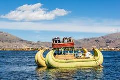 Λίμνη Titicaca, Puno Στοκ φωτογραφία με δικαίωμα ελεύθερης χρήσης