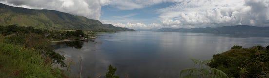 λίμνη toba Στοκ Φωτογραφίες