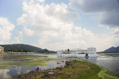 Λίμνη Udaipur Στοκ Εικόνες