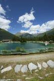 Λίμνη Valbione Στοκ Εικόνες