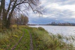 Λίμνη Velikoye, Hlybokaye στοκ εικόνες