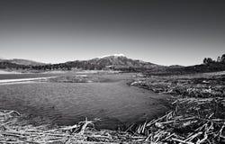 Λίμνη Vinuela Στοκ Εικόνες