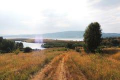 Λίμνη Vlasina Στοκ φωτογραφίες με δικαίωμα ελεύθερης χρήσης