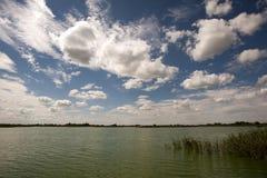 Λίμνη Vojvodina στοκ φωτογραφία