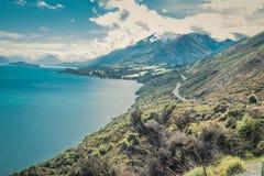 Λίμνη Wakatipu Στοκ φωτογραφίες με δικαίωμα ελεύθερης χρήσης