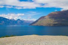 Λίμνη Wakatipu Στοκ φωτογραφία με δικαίωμα ελεύθερης χρήσης