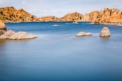 Λίμνη Watson σε Prescott Αριζόνα Στοκ Εικόνα