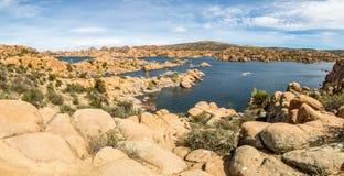 Λίμνη Watson σε Prescott Αριζόνα Στοκ Φωτογραφίες