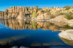 Λίμνη Watson σε Prescott Αριζόνα Στοκ Φωτογραφία