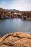 Λίμνη Watson σε Prescott Αριζόνα Στοκ φωτογραφία με δικαίωμα ελεύθερης χρήσης