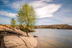 Λίμνη Watson σε Prescott Αριζόνα Στοκ εικόνες με δικαίωμα ελεύθερης χρήσης