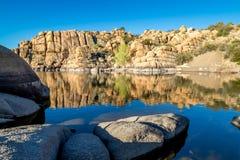 Λίμνη Watson σε Prescott Αριζόνα Στοκ φωτογραφίες με δικαίωμα ελεύθερης χρήσης